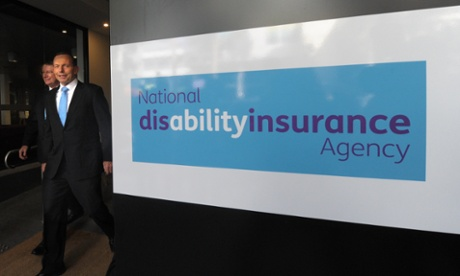 National disability insurance agency