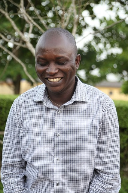 Ebola researcher