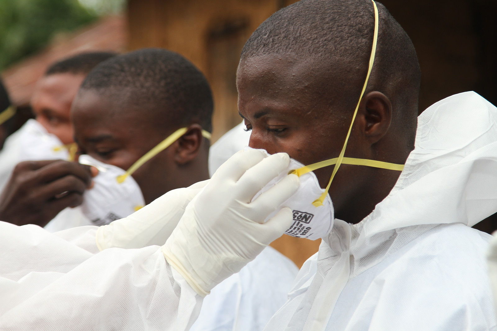 If individuals with natural immunity can be identified, they could end up serving a crucial role in reducing transmission of Ebola, particularly among healthcare workers, as they could work in otherwise high-risk settings without becoming infected.