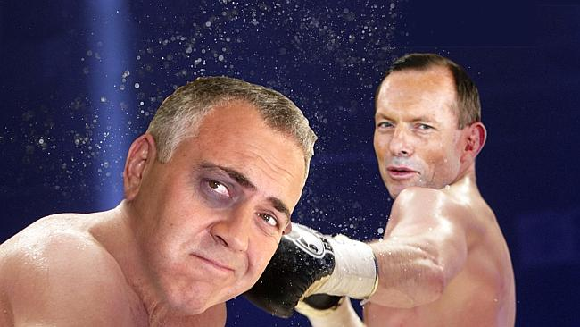 "Tony Abbott and Jockey Hockey went to war over the ""crazy"" $20 GP fee before the PM backf"