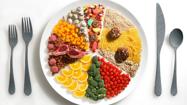 Lay it on your plate: the world's best diets.