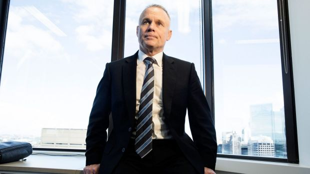 nib chief executive Mark Fitzgibbon said the insurer was getting better at predicting when customers will switch and is ...