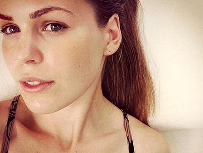 Belle Gibson.