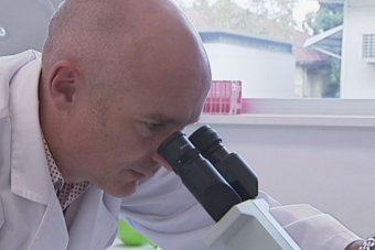 Asbestos Diseases Research Institute research Associate Professor Glen Reid