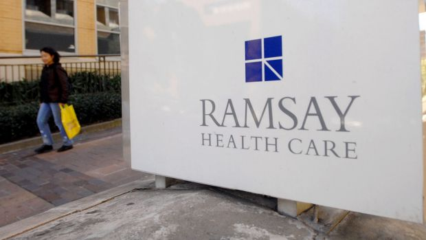Ramsay and Healthscope have 69 and 44 private hospitals respectively, making them the industry's first and second largest players.