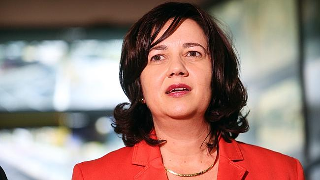 Premier Annastacia Palaszczuk will battle it out with the Commonwealth over health and ed