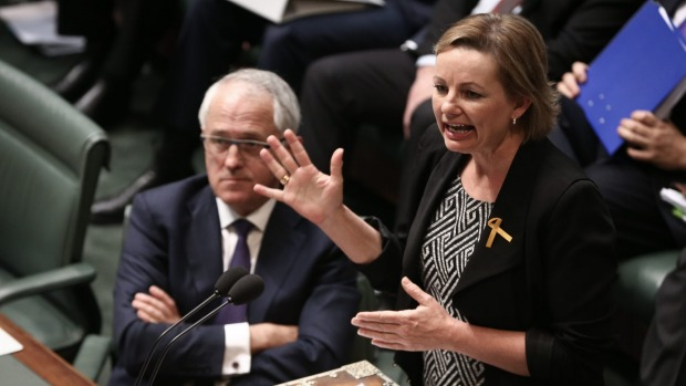 "Sussan Ley said ""consumers across the country were in my ear"" about the declining value of their private health insurance and she was listening."