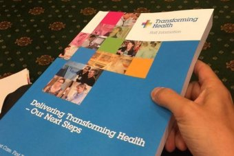 The Transforming Health manifesto