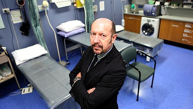 Dr Richard Kidd, Chair of AMA Queensland's Council of General Practice, said in recent we