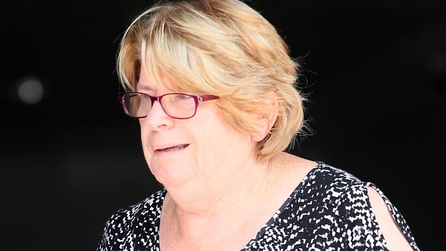 Margaret Rimmer is suing a GP, claiming a medication he prescribed to her has turned her into a compulsive gambler. Picture: Glenn Barnes Source: News Corp Australia