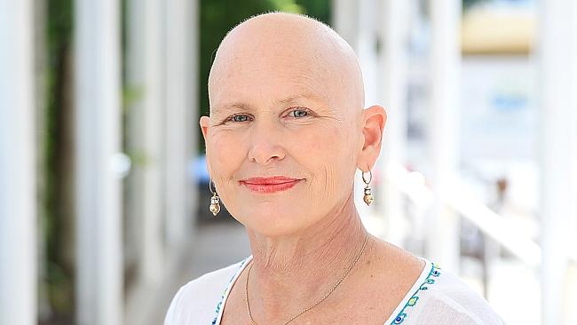 LONG ROAD: Jennifer Tasker, 49, was diagnosed with human immunodeficiency virus in 2007. PICTURE: JUSTIN BRIERTYSource: News Limited
