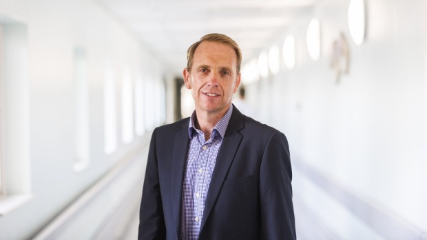 ACT Health Minister Simon Corbell says his focus from the report is improvements to acute service provision. Photo: Rohan Thomson