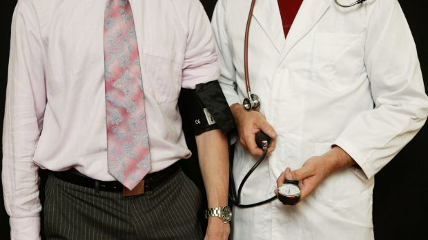 Health insurance premiums are set to rise as much as 8.95 per cent next month. Photo: Andrew Quilty