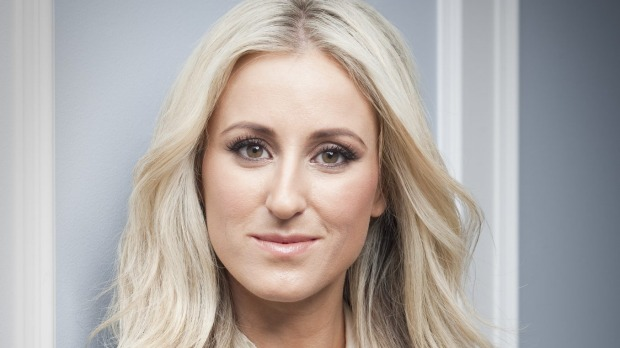Roxy Jacenko has been diagnosed with breast cancer. Photo: Nick Cubbin
