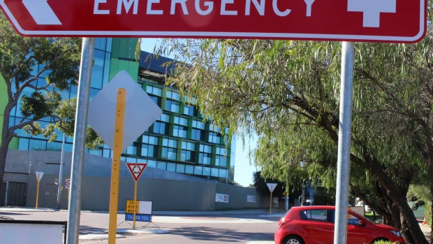 Asbestos has been found in the new Perth Children's Hospital.
