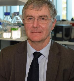 Professor Philip O'Connell expects clinical use of the genetic test in about five years.