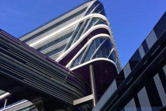 exterior Peter MacCallum Cancer Centre