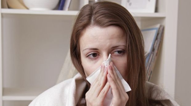 Flu season will peak in Victoria in late August or early September. Photo: Chepko Danil