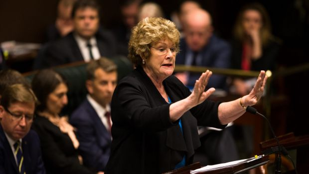 Ms Skinner has copped sustained criticism over her handling of the hospital errors. Photo: Edwina Pickles