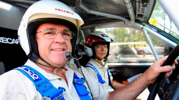 Rally car driver Bruce Garland felt ripped off by the high cost and lack of price transparency for his prostate surgery.